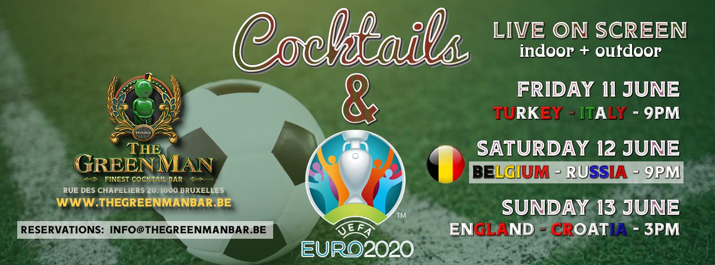cocktails euro 2020
